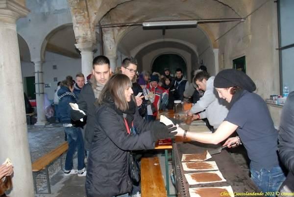 Cioccolandando 2012 (inserita in galleria)
