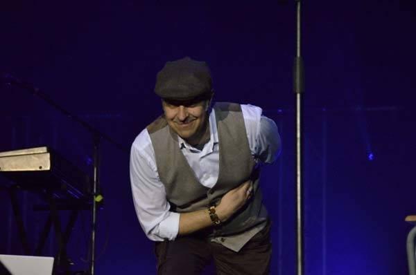 concerto van de sfroos milano 25 febbraio 2012