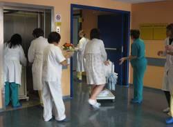 del ponte ospedale trasloco neo mamme partorienti febbraio 2012