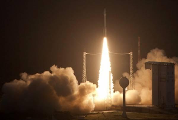 Il lancio di Vega (inserita in galleria)
