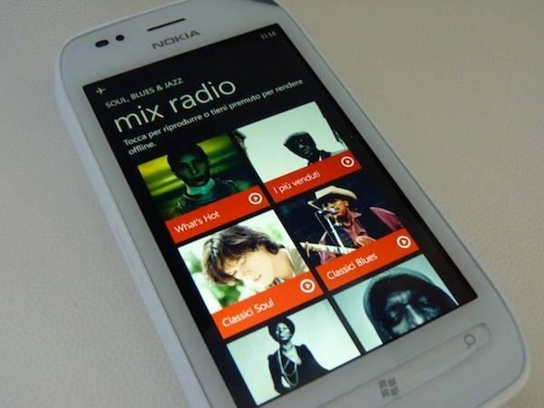 Il nuovo Nokia Lumia (inserita in galleria)