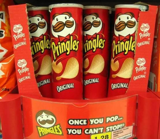 Kellogg si compra le Pringles (inserita in galleria)