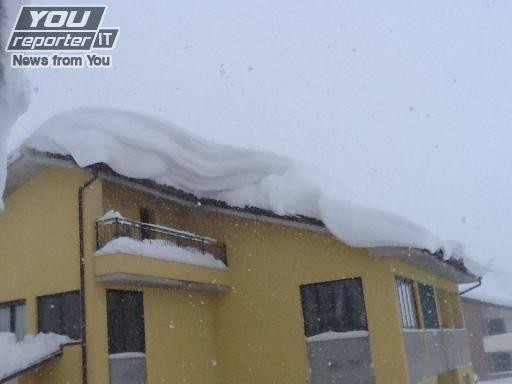La neve su tutt'Italia (inserita in galleria)