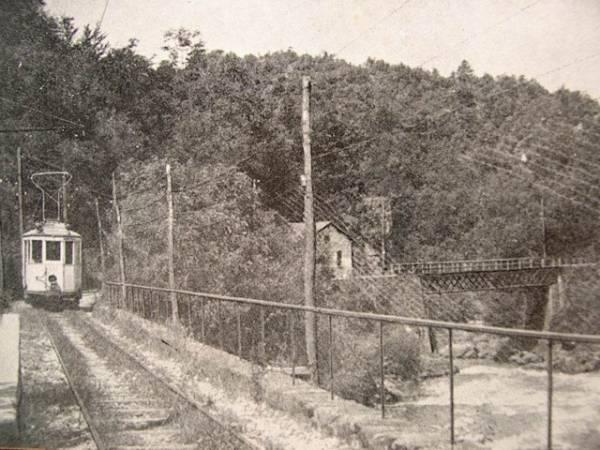 La vecchia tramvia della Valganna (inserita in galleria)