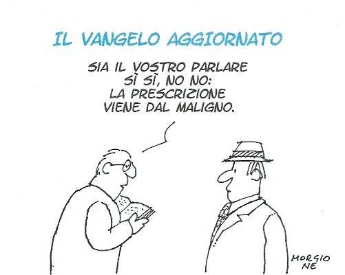La vignetta di Morgione - 26/02/2012