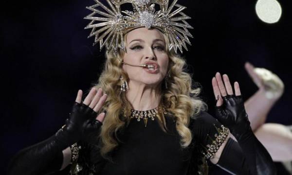 Madonna, un tour mondiale (inserita in galleria)