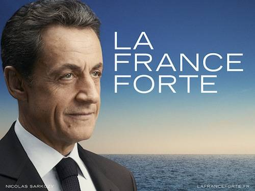 Manifesti Sarkozy (inserita in galleria)