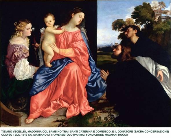 Tiziano a Palazzo Reale (inserita in galleria)