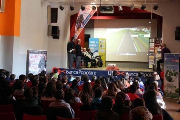 Trofeo Binda tra gli studenti (inserita in galleria)