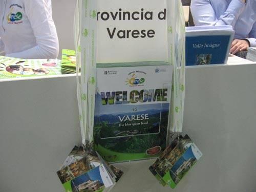 Varese e la Lombardia alla Bit (inserita in galleria)