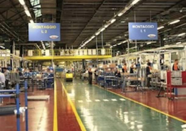 whirlpool napoli fabbrica apertura lavoro economia