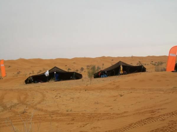 100 chilometri nel deserto (inserita in galleria)