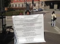 alexandra bacchetta sciopero della fame alluvione (per gallerie fotografiche)