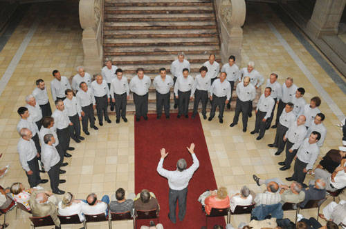 coro valtinella biandronno