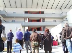 Il condominio multietnico a Fagnano (inserita in galleria)