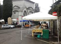 Mercatino di arti e mestieri a Fogliaro (inserita in galleria)