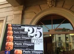 Paolo Villaggio a Luino (inserita in galleria)