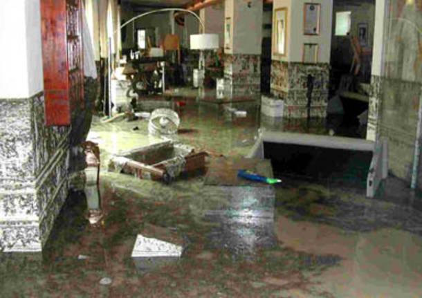 relais ca' dei santi alluvione 2009