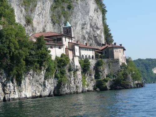 S. Caterina Del Sasso dal Lago