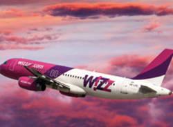 wizzair aereo low cost aeroplano apertura volo