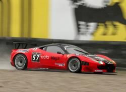 Bolidi in gara a Monza (inserita in galleria)