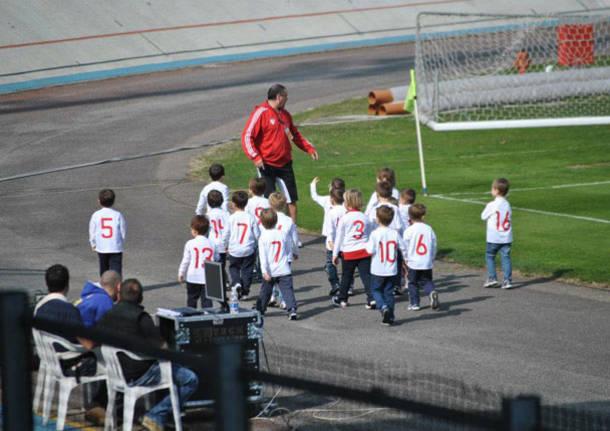 caccianiga sport giovani varese scuola calcio