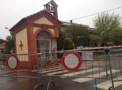 Cappella votiva distrutta a Cassano  (inserita in galleria)