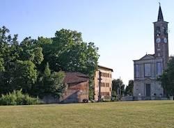 chiesa santa maria cassano magnago apertura
