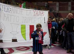 Festa tricolore per la Yamamay (inserita in galleria)