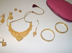 gioielli sequestrati malpensa