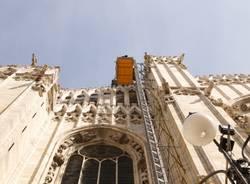 Il Duomo di Milano (inserita in galleria)