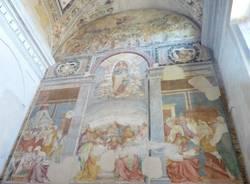 Il monastero di Cairate restaurato (inserita in galleria)
