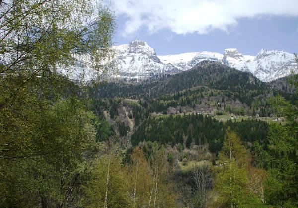 Il monte Cistella