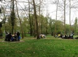 Il picnic a parco Zanzi (inserita in galleria)