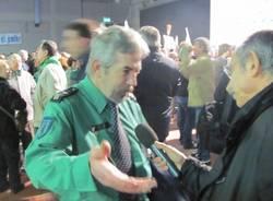 La serata leghista a Bergamo orgoglio padano (inserita in galleria)
