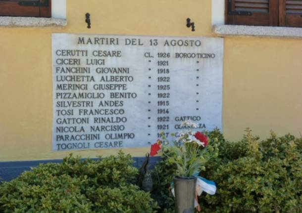 La strage di Borgo Ticino in tribunale (inserita in galleria)