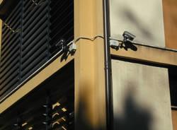 La videocamere a scuola  (inserita in galleria)