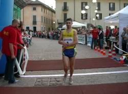 Matteo Raimondi in azione (inserita in galleria)