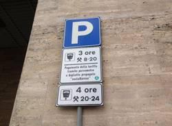 """""""Rivoluzione"""" parcheggi in centro (inserita in galleria)"""