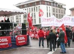 sciopero generale cgil gallarate