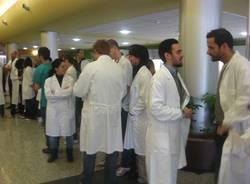 specializzandi dimostrazione ospedale di varese medici