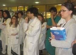 specializzandi protesta medici ospedale di varese
