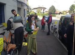 Staffette partigiane in bicicletta (inserita in galleria)