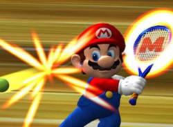 supermario tennis videogioco apertura