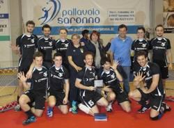 Tchoukball, Saronno campione d'Italia (inserita in galleria)
