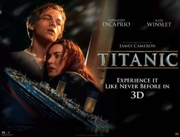 Titanic 3D - Il film (inserita in galleria)