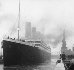 titanic apertura