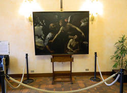 """Torna a splendere il """"Sacrificio di Isacco"""" (inserita in galleria)"""