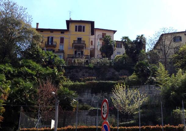 villa bossi gemonio
