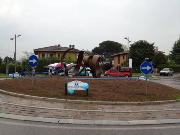 Villaggio Sos di Morosolo in festa (inserita in galleria)